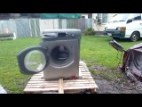 как самому разобрать стиральную машину